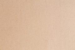 Το κιβώτιο καφετιού εγγράφου είναι κενό, υπόβαθρο, αφηρημένο χαρτόνι backg Στοκ Φωτογραφία