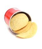 το κιβώτιο πελεκά την πατάτα στοκ εικόνες με δικαίωμα ελεύθερης χρήσης