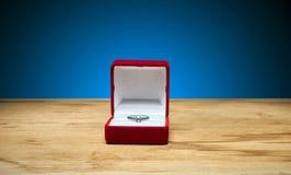 το κιβώτιο χτυπά το γάμο Στοκ Εικόνα