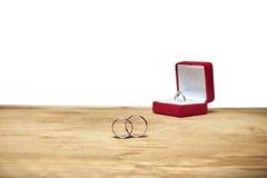 το κιβώτιο χτυπά το γάμο Στοκ φωτογραφία με δικαίωμα ελεύθερης χρήσης