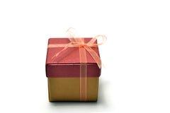 Το κιβώτιο δώρων Στοκ Φωτογραφία