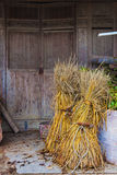 Το κινεζικό παραδοσιακό κτήριο, παλαιό χωριό σε Guangxi Στοκ φωτογραφία με δικαίωμα ελεύθερης χρήσης