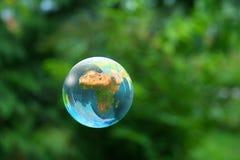 το κλίμα 2 σώζει Στοκ φωτογραφία με δικαίωμα ελεύθερης χρήσης