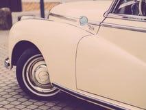 Το κλασικό αυτοκίνητο Στοκ φωτογραφίες με δικαίωμα ελεύθερης χρήσης