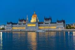 το Κοινοβούλιο της Βο&upsil στοκ εικόνα