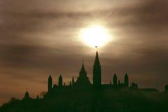 το Κοινοβούλιο στοκ φωτογραφία με δικαίωμα ελεύθερης χρήσης