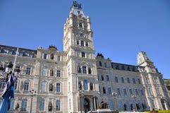Κτήριο του Κοινοβουλίου του Κεμπέκ, Κεμπέκ, Καναδάς Στοκ Εικόνα