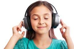 Το κορίτσι κλείνει τα μάτια της Στοκ φωτογραφία με δικαίωμα ελεύθερης χρήσης
