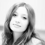 το κορίτσι φωτογραφικών μ& Στοκ φωτογραφία με δικαίωμα ελεύθερης χρήσης