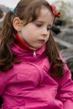 το κορίτσι Στοκ εικόνες με δικαίωμα ελεύθερης χρήσης