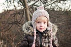 Το κορίτσι Στοκ Εικόνες