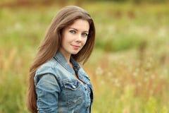 Το κορίτσι Στοκ εικόνα με δικαίωμα ελεύθερης χρήσης