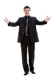 το κοστούμι ατόμων καλωσ Στοκ Φωτογραφία