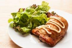 το κοτόπουλο έψησε πικάν&ta Στοκ φωτογραφία με δικαίωμα ελεύθερης χρήσης