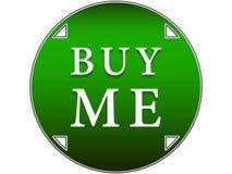 το κουμπί με αγοράζει Στοκ Εικόνες