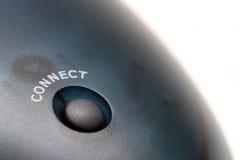 το κουμπί συνδέει Στοκ εικόνες με δικαίωμα ελεύθερης χρήσης