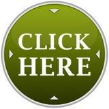 το κουμπί χτυπά εδώ Στοκ φωτογραφίες με δικαίωμα ελεύθερης χρήσης