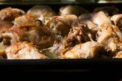 Το κρέας από το φούρνο Στοκ φωτογραφίες με δικαίωμα ελεύθερης χρήσης