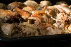 Το κρέας από το φούρνο 2 Στοκ Εικόνες