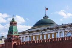 Το Κρεμλίνο Στοκ Φωτογραφίες
