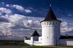 Το Κρεμλίνο Tobolsk, Σιβηρία, Ρωσία Στοκ φωτογραφία με δικαίωμα ελεύθερης χρήσης