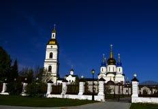 Το Κρεμλίνο Tobolsk, Σιβηρία, Ρωσία Στοκ Εικόνα