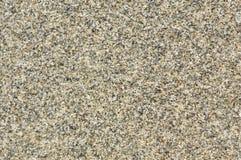 Το κρύσταλλο - σαφής άμμος. Στοκ Φωτογραφία