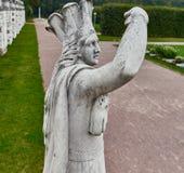 Το κτήμα Arkhangelskoye, Ρωσία κρατικών μουσείων Στοκ Φωτογραφίες