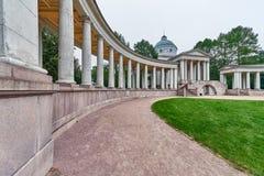 Το κτήμα Arkhangelskoye, Ρωσία κρατικών μουσείων Στοκ εικόνες με δικαίωμα ελεύθερης χρήσης