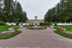 Το κτήμα Arkhangelskoye, Ρωσία κρατικών μουσείων Στοκ φωτογραφία με δικαίωμα ελεύθερης χρήσης
