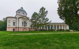 Το κτήμα Arkhangelskoye, Ρωσία κρατικών μουσείων Στοκ Φωτογραφία