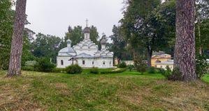 Το κτήμα Arkhangelskoye, Ρωσία κρατικών μουσείων Στοκ Εικόνα