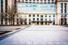 Το κτήριο βάσεων Κοινοπολιτείας στο Capitol σύνθετο σε Har Στοκ Φωτογραφίες
