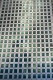 το κτήριο τα Windows γραφείων Στοκ φωτογραφία με δικαίωμα ελεύθερης χρήσης