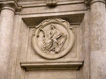 Το κτήριο του Κοινοβουλίου στη Ρώμη Ιταλία Στοκ φωτογραφία με δικαίωμα ελεύθερης χρήσης