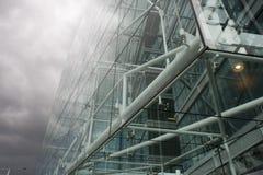 το κτήριο Στοκ εικόνα με δικαίωμα ελεύθερης χρήσης