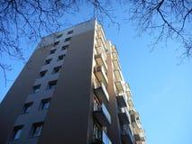 Το κτήριο Στοκ Εικόνες