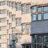 Το κτήριο Gasag aka της Shell Haus είναι ένα κλασσικό νεωτεριστικό αρχιτεκτονικό αριστούργημα που σχεδιάζεται από το Emil Fahrenk Στοκ Εικόνες
