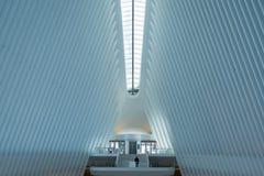 Το κτήριο Oculus Στοκ Εικόνες