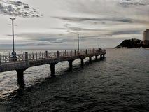 Το κτύπημα Saenείναι beachπόληaκατά μήκος της ανατολικής ακτής ofΤαϊλάνδηΚόλπων Στοκ Φωτογραφίες