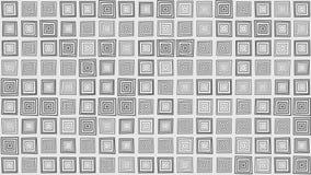 Το κυμαιμένος τετραγωνικό σχέδιο κιβωτίων, αφαιρεί το loopable υπόβαθρο κινήσεων απεικόνιση αποθεμάτων