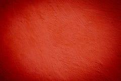 Το κόκκινο σκουραίνει τη σύσταση τοίχων Στοκ Εικόνες