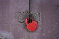 Το κόκκινο Castle Στοκ φωτογραφία με δικαίωμα ελεύθερης χρήσης