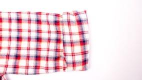 Το κόκκινο loincloth μανίκι πουκάμισων Στοκ Εικόνα