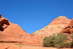 Το κύμα στην Αριζόνα (1) στοκ εικόνα με δικαίωμα ελεύθερης χρήσης