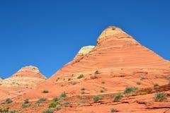 Το κύμα στην Αριζόνα (7) στοκ φωτογραφία με δικαίωμα ελεύθερης χρήσης