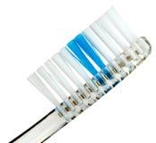 το λευκό οδοντοβουρτ&si στοκ φωτογραφία με δικαίωμα ελεύθερης χρήσης