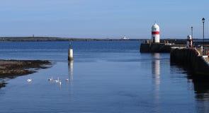 Το λιμάνι Castletown στο Isle of Man στοκ φωτογραφία με δικαίωμα ελεύθερης χρήσης