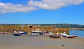 το λιμάνι michael επικολλά το s ST Στοκ Εικόνες