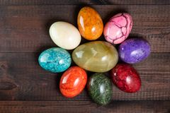 Το λουλούδι Marblelous των αυγών στοκ φωτογραφία με δικαίωμα ελεύθερης χρήσης